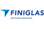 Finiglas - First class curved glass